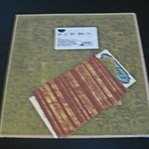 Creative Memories 8x10 Single Side White Ruled Scrapbook Pages
